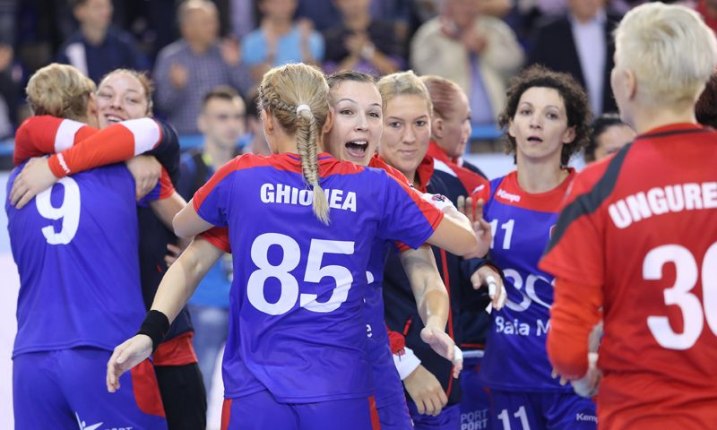 HCM Baia Mare, victorie categorică în fața HC Roman