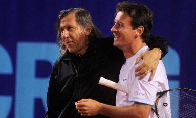 Ilie Năstase și Andrei Pavel vor juca un demonstrativ la BRD Brașov Challenger