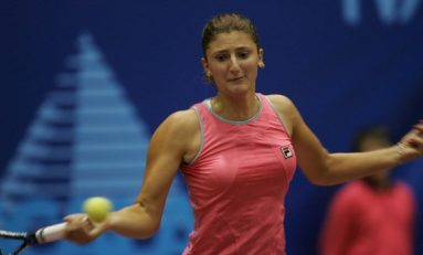 Irina Begu s-a calificat în optimi la Tashkent