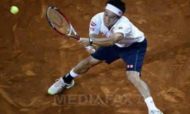 Kei Nishikori, recompensat cu 735.000 de euro pentru finala de la US Open