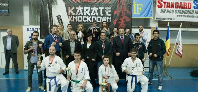 Centrul Sportiv Apollo din Bucureşti, gazda evenimentului Bucharest Challenge Cup