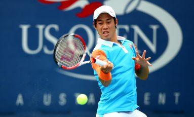 Kei Nishikori este în semifinalele la US Open