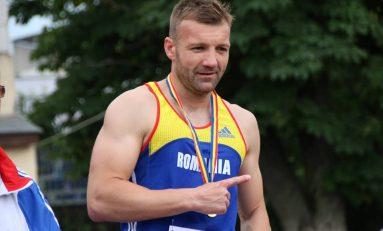 Silviu Nișu, cvadruplu campion balcanic la București