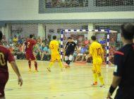 Naţionala României de futsal, dublă înfrângere în faţa Spaniei