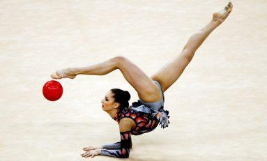 Gimnastică ritmică: Alexandra Piscupescu ratează calificarea in finala de individual compus pentru 450 de miimi