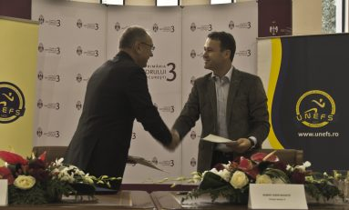 Colaborare importantă între Universitatea de Educație Fizică și Sport și Primăria Sectorului 3