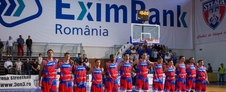 Steaua CSM EximBank își testează noul lot la Cupa Steaua