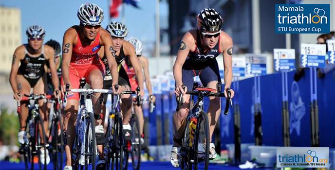 Etapa de Cupă Europeană din cadrul Triathlon Challenge Mamaia, dominată de ruși