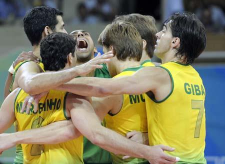 Polonia și Brazilia, în finala Campionatului Mondial de volei masculin