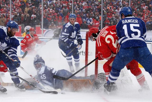Etapă cu șapte înfrângeri în propriile arene din NHL