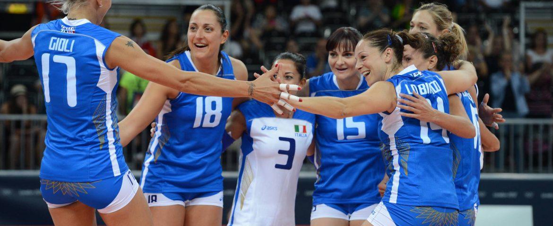 Italia și Brazilia continuă seria invincibilă la Mondialele feminine de volei