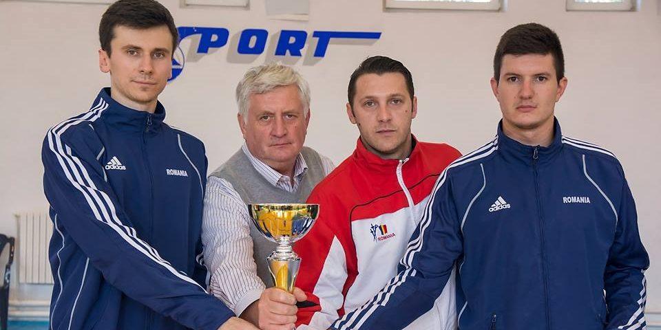 CSM Satu Mare și-a păstrat Cupa României la spadă