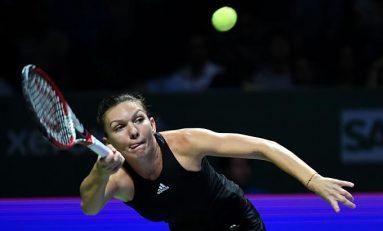 Halep o învinge pe Serena Williams în al doilea meci de la Singapore