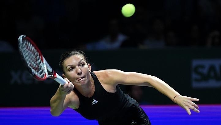 Simona Halep a primit 111.000 de dolari şi 280 puncte pentru titlul cucerit la Shenzhen