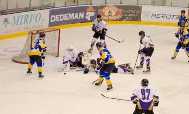 Hochei pe gheață. Corona Brașov se impune pe terenul echipei Miskolci Jegesmedvedek