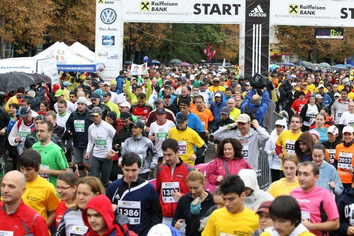 Se apropie a șaptea ediție a Maratonului București