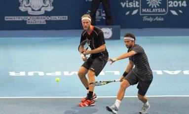 Florin Mergea, eliminat din turneul de dublu de la Tokyo