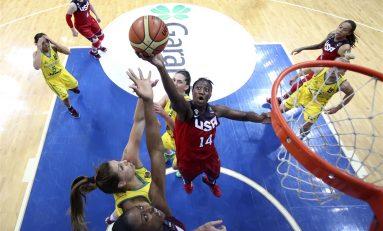 SUA și Spania vor juca finala Mondialelor de baschet feminin