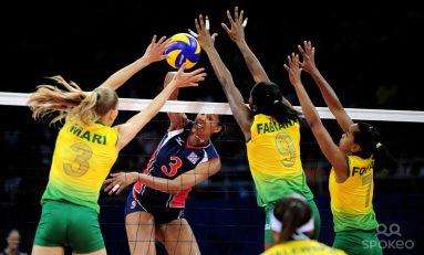SUA, Brazilia și China continuă seria invincibilă în faza a doua a Mondialelor de volei feminin