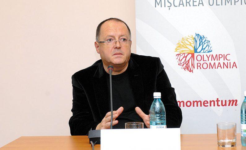 Ioan Dobrescu a primit distinctia Laurii Olimpici ai EOC 2015