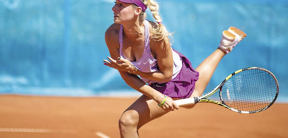 """Campioana care a învins-o pe Martina Hingis se destăinuie: """"Tenisul înseamnă măiestrie, nobleţe, durere şi satisfacţie"""""""