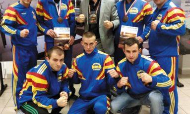 Campionatele Mondiale de Pankration - 2014