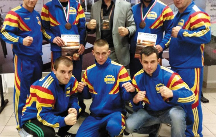 Campionatele Mondiale de Pankration – 2014