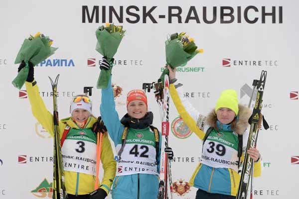 Punct final la Mondialele de biatlon juniori și tineret din Belarus