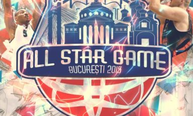 ALL STAR GAME – Bucureşti, 2015