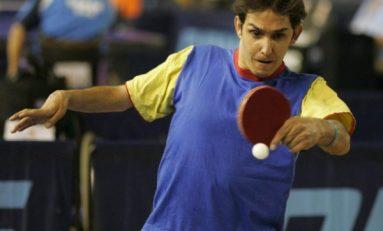 Bobi Simion stabilește cel mai bun rezultat internațional la tenis de masă