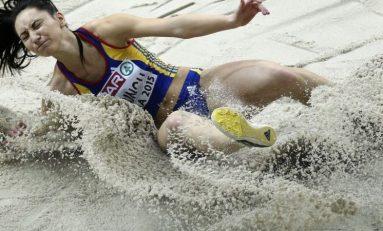 Florentina Marincu, bronz continental, cu record european de junioare la lungime!