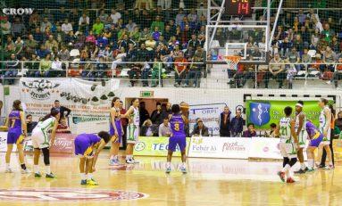 Echipa din Sfântu Gheorghe, învingătoare în finala Cupei României la baschet feminin