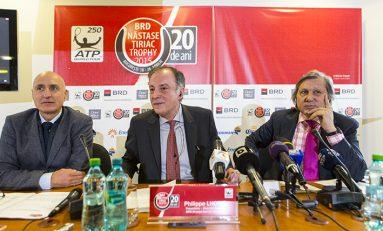 Primele amănunte despre ediția jubiliară a BRD Năstase Țiriac Trophy