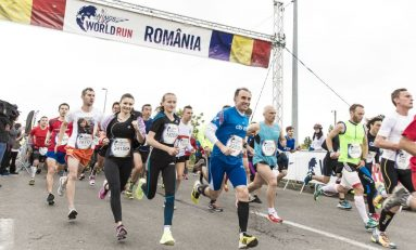 ALEARGĂ ORIUNDE LA WINGS FOR LIFE WORLD RUN PRIN APLICAŢIA SELFIE RUN