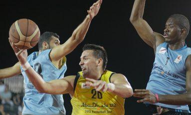 Un baschetbalist român, pe urmele lui Iordănescu şi Olăroiu în Emirate