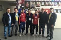 14 medalii pentru luptătorii români la Balkan Cup și turneul open din Franța