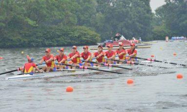 Șapte medalii europene pentru canotorii juniori, dintre care două de aur!