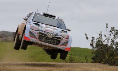 Echipajele Hyundai Motorsport în Raliul Portugaliei
