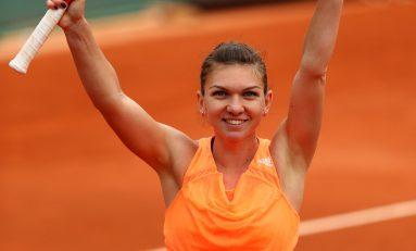 Debut cu victorie pentru Simona Halep la Roland Garros