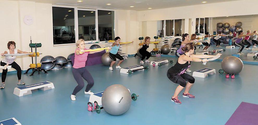 Maeştrii aerobicului