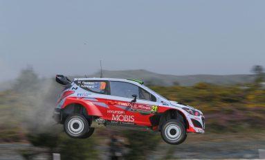 Hyundai Motorsport în Raliul Portugaliei (2)