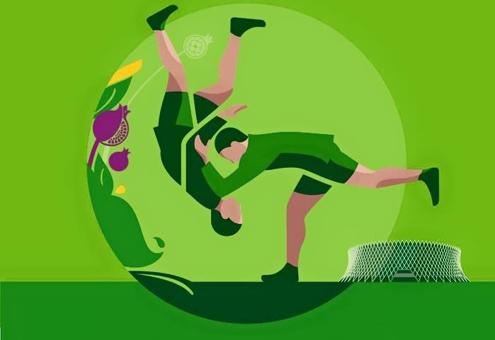 Sambo la Jocurile Europene de la Baku