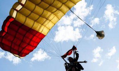 Dynamite Days, primul festival de parașutism din România