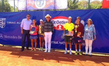 Punct final la Dr. Oetker Junior Trophy, de la București