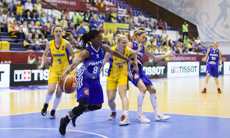 A treia înfrângere consecutivă la EuroBasket Women 2015