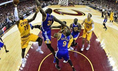 Golden State Warriors se impune în fieful lui Cleveland Cavaliers și egalează la 2 în finala NBA