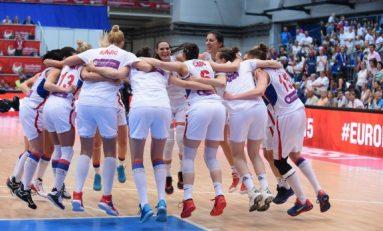Serbia și Franța se vor duela în finala EuroBasket Women2015