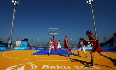 Echipele de baschet 3x3 ale României, în optimile Jocurilor Europei