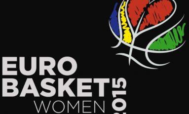 EuroBasket Women 2015 debutează în România și Ungaria
