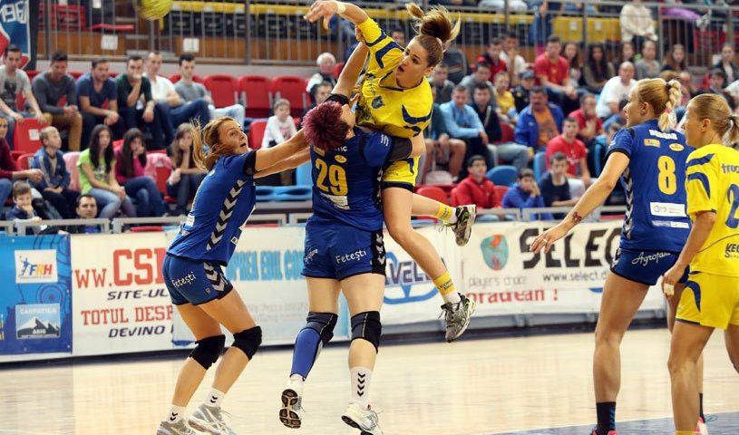 Se cunosc adversarii echipelor noastre în cupele europene la handbal